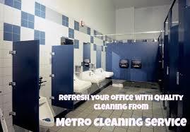 Metro Cleaning Service ABQ Clean Bathroom