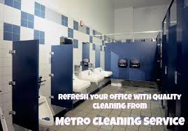 Metro Cleaning Service ABQ Clean Bathroom