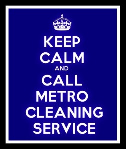 Metro Cleaning Service Calm